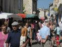 Market Day in Duras